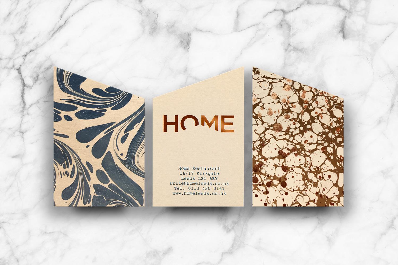 Fine Dining Restaurant Branding Design Project